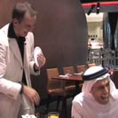 David Bonsall - Close Up Magician in Dubai