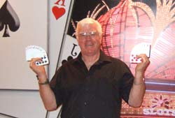 "Magician in Exeter, Devon - John A Neiass  ""The Friendly Cheat"""