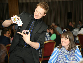 Magician in London - Martin John