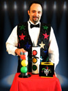 Magician in Fall River, Massachusetts - Dazzling Derek