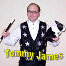 Magician in Foxboro, MA - Tommy James