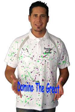 Magician in Albany, New York - Domino the Great