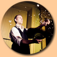 Magician in Burnham-on-Sea, Somerset - Luke Perry