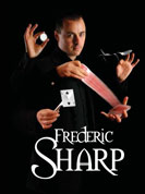 Frederic Sharp - Close Up Magician in UAE